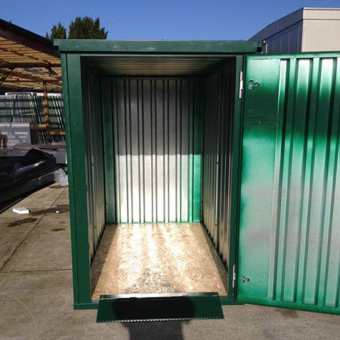 Flat Pack Containers Storage Units Ram Rugby