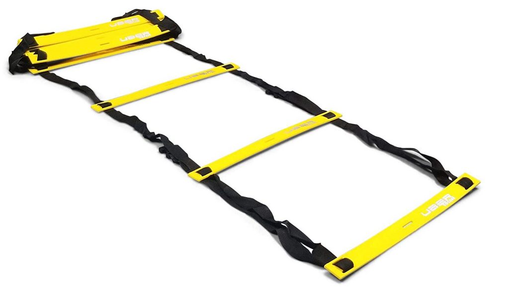 Uber Soccer Agility Ladder - Flat Rungs - 4m or 8m