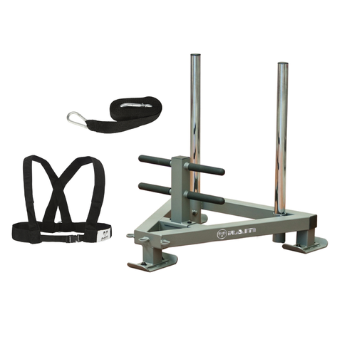 Power Sled & Harness