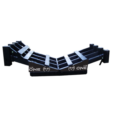 Double-Ended Low One Rugby Scrum Machine