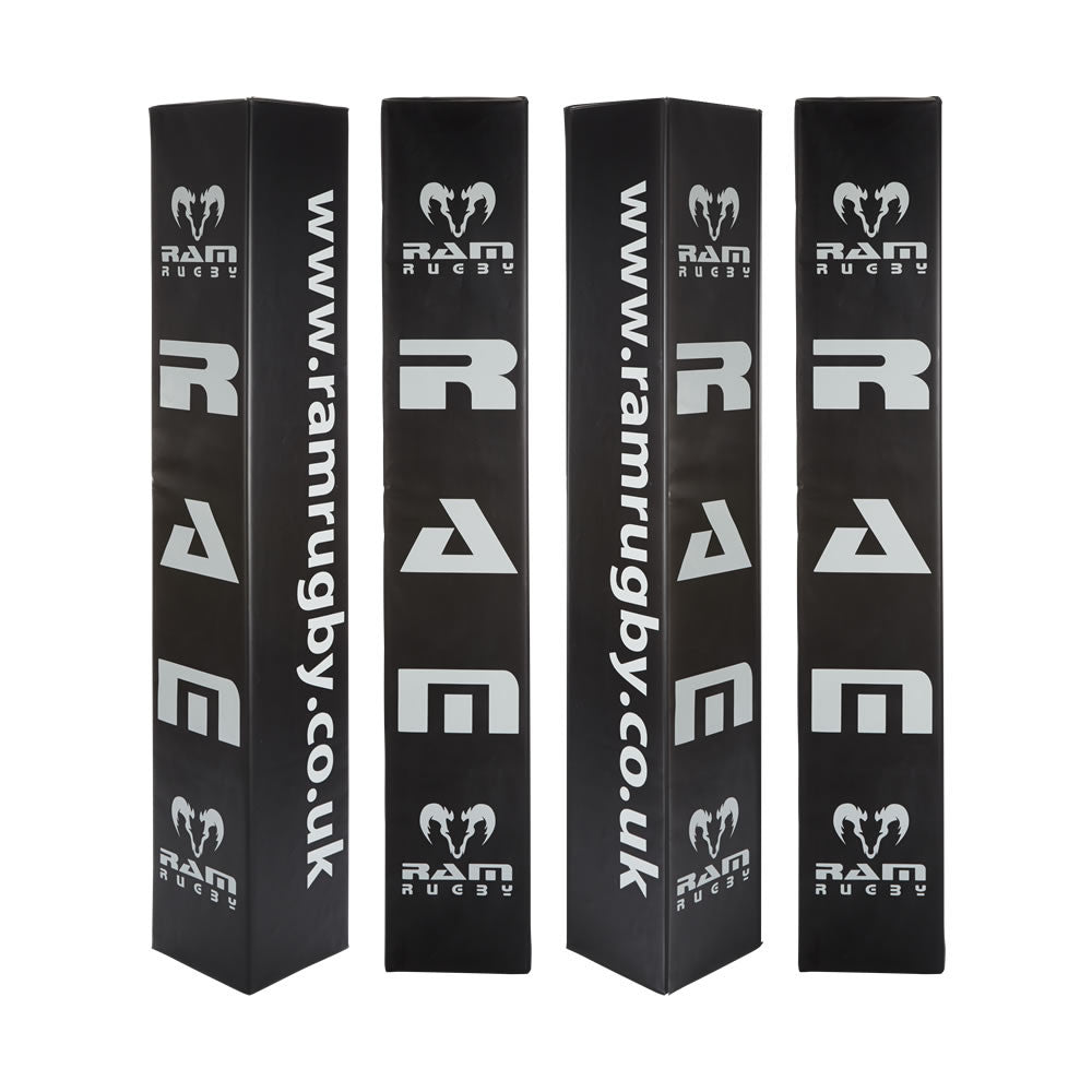 Ram Rugby STOCK Post Protectors