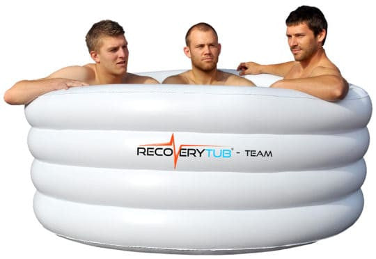 Team Inflatable Ice Bath Ram Rugby