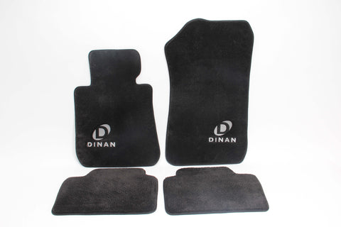 Dinan® Signature Floor Mats – Black – for BMW F02 7 Series