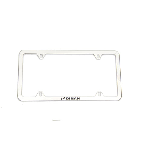 Dinan Slimline License Plate Frame All All
