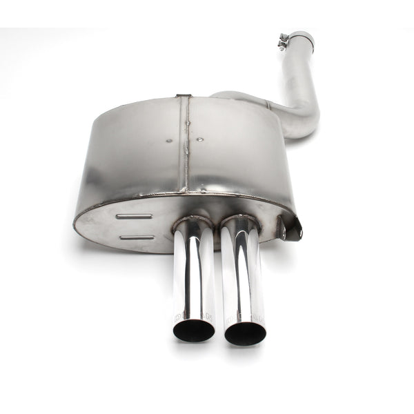Dinan Stainless Exhaust E60 550i