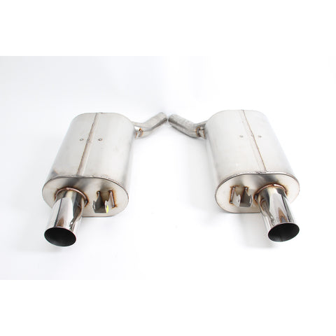 Dinan Stainless Exhaust E63 650i