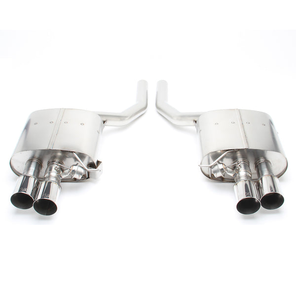 Dinan Stainless Exhaust F01, F02 750i and xDrive
