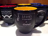 Steins, Vines, and Grinds Coffee Mug - Washington State Historical Society
