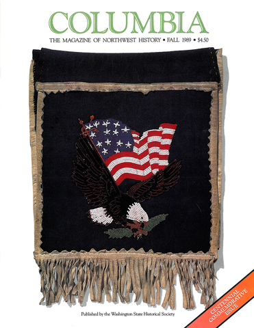 COLUMBIA: Fall 1989 – Vol. 3, No. 3 - Washington State Historical Society