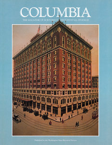 COLUMBIA: Fall 1991 – Vol. 5, No. 3 - Washington State Historical Society