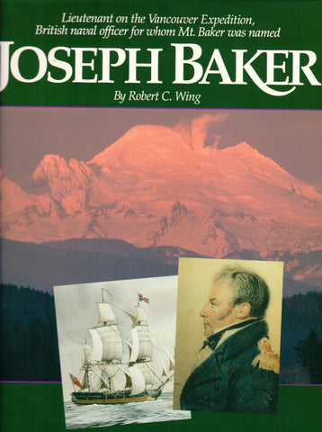 Joseph Baker by Robert C. Wing - Washington State Historical Society