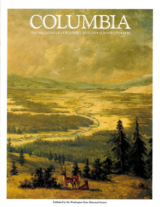 COLUMBIA: Summer 1991 - Vol. 5, No. 2 - Washington State Historical Society