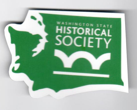 Washington State Historical Society Magnet - Washington State Historical Society