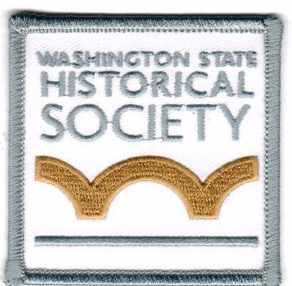Washington State Historical Society Patch - Washington State Historical Society