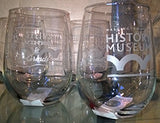 Steins, Vines, and Grinds Stemless Wine Glass - Washington State Historical Society