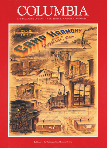 COLUMBIA: Winter 1992–93 – Vol. 6, No. 4 - Washington State Historical Society