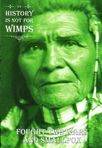 History is not for Wimps Postcards - Washington State Historical Society
