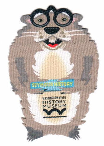 Seymour History Patch - Washington State Historical Society