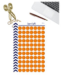Basketball Planner Stickers, Sports Planner Stickers, Basketball Game Sticker, Functional Planner Stickers, Perfect For Erin Condren Planner