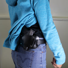 Gun holster for women - the Bull model by Concealed Carry Wear