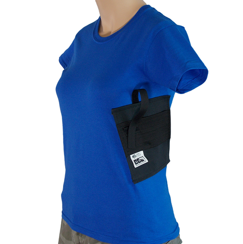 Womens Gun Shirt by Concealed Carry Wear