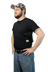 Dual Gun Holster Shirt - Concealed Carry Wear  - 7