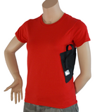 Women's Holster Shirt - Concealed Carry Wear  - 2