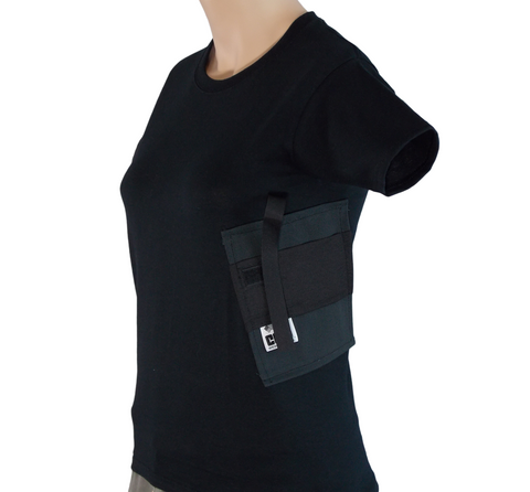 Women's Holster Shirt - Concealed Carry Wear  - 12