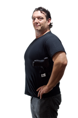 Dual Gun Holster Shirt - Concealed Carry Wear  - 10
