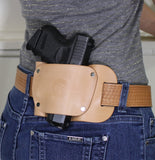 """The Coyote"" Belt Holster - Concealed Carry Wear  - 2"