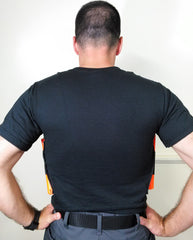 Dual Gun Holster Shirt - Concealed Carry Wear  - 5