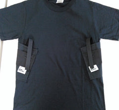 Dual Gun Holster Shirt - Concealed Carry Wear  - 4