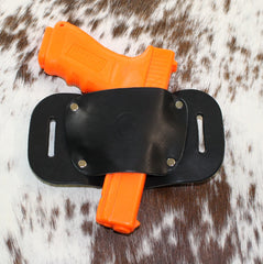 "OWB Holster ""The Bull"" Model Belt Holster - Concealed Carry Wear  - 6"