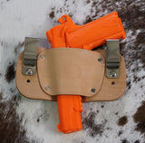 """The Wolf"" IWB Holster - Concealed Carry Wear  - 8"