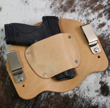 "IWB Holster ""The Bison"" Model - Concealed Carry Wear  - 6"