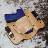 "IWB Holster ""The Bison"" Model - Concealed Carry Wear  - 7"