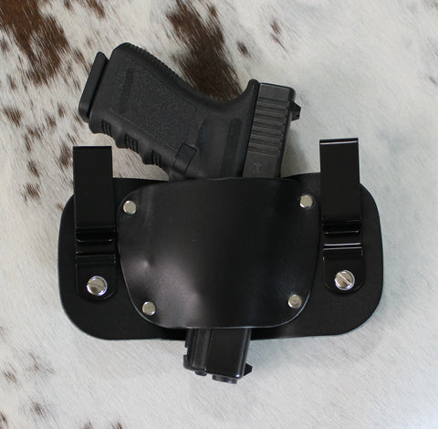 leather IWB holster for Glock by Buffalo Holsters