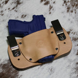 """The Wolf"" IWB Holster - Concealed Carry Wear  - 6"