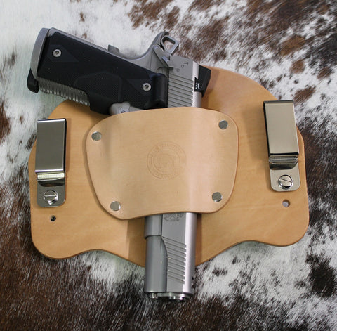 "IWB Holster ""The Bison"" Model - Concealed Carry Wear  - 1"