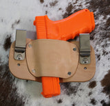 """The Wolf"" IWB Holster - Concealed Carry Wear  - 7"