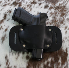 "OWB Holster ""The Bull"" Model Belt Holster - Concealed Carry Wear  - 1"