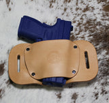 "OWB Holster ""The Coyote"" Model Belt Holster - Concealed Carry Wear  - 5"