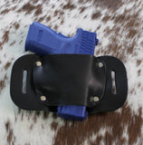 "OWB Holster ""The Bull"" Model Belt Holster - Concealed Carry Wear  - 8"