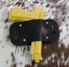 "OWB Holster ""The Bull"" Model Belt Holster - Concealed Carry Wear  - 7"