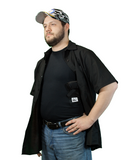 Tactical Shirt - Concealed Carry Wear  - 5