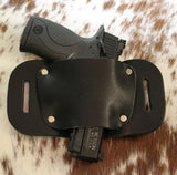 "OWB Holster ""The Bull"" Model Belt Holster - Concealed Carry Wear  - 3"