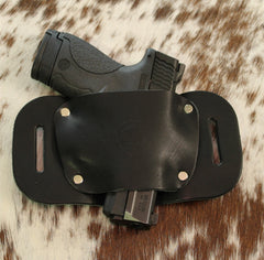"OWB Holster ""The Bull"" Model Belt Holster - Concealed Carry Wear  - 4"