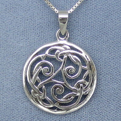Celtic Necklaces - No Gemstone