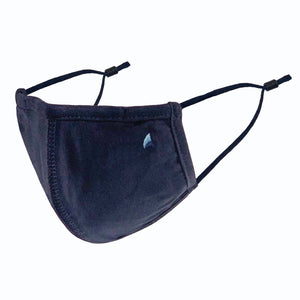 PURETEC COOL™ NANOFIBER FILTER  MASK (NAVY BLAZER)