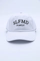 SLFMD Dad Hat - White